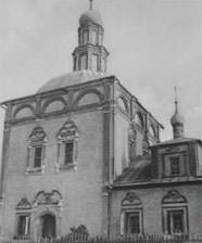 Фотография храма 1910 года
